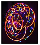 LED Spinning Orbit Rave Light Show - Fever Dream Orbital