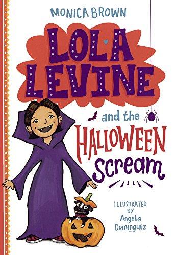 Lola Levine And The Halloween Scream (Turtleback School & Library Binding Edition)