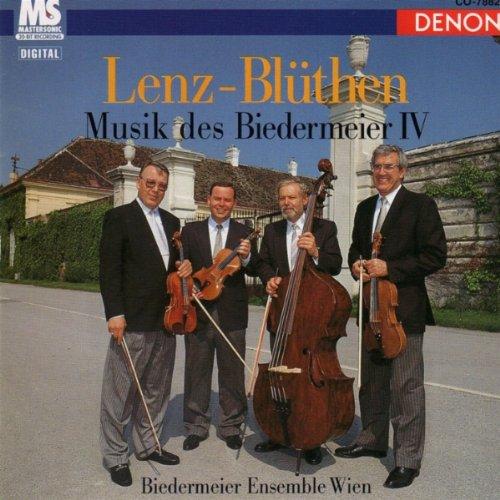 Musik des Biedermeier IV