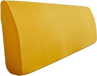 KOMOSO Funda para cabecero de cama, funda para cabecero de cama, tela elástica suave y protector de cabeza