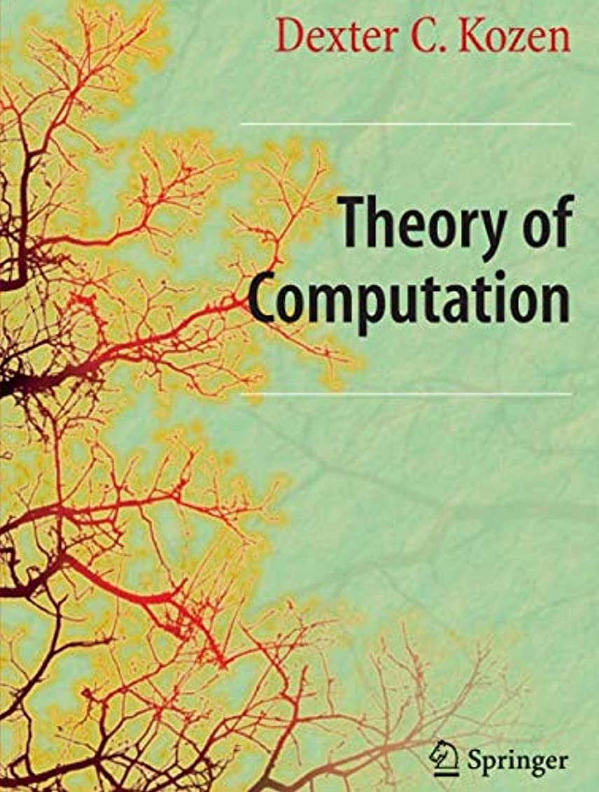 気になる時制シルクTheory of Computation (Texts in Computer Science)