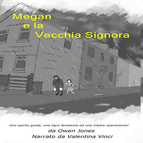 Megan e la Vecchia Signora [Megan and the Old Lady] cover art