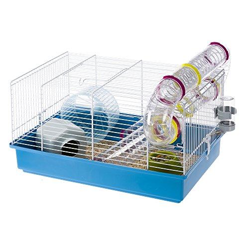 Ferplast Paula Cage à Hamster avec Accessoires