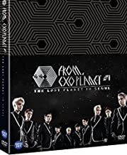 EXO FROM. EXOPLANET #1 - THE LOST PLANET in SEOUL (3DVDs + Photobook) (Korea Version, + 1 Random Member poster)[+EXO polaroidcard(+including signature)][+EXO postcard(10cmx15cm)][+EXO personal sticker][+EXO pop-up standing sticker][+EXO stamp sticker]
