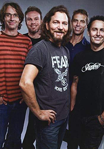 Desconocido Pearl Jam Backspacer Póster Foto Rayo Eddie Vedder Ten 010 (A5-A4-A3) - A3
