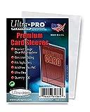Ultra Pro 2-1/2' X 3-1/2' Premium Card Sleeves