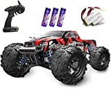 4x4 HIGH SPEED REMOTE CONTROL CAR: This 4 wheel drive high speed rc racing car is equipped with high quality and durable components to bring you fantastic driving experience.The speed is up to 40 km/h powered by 380 high speed motor.It is the best ch...