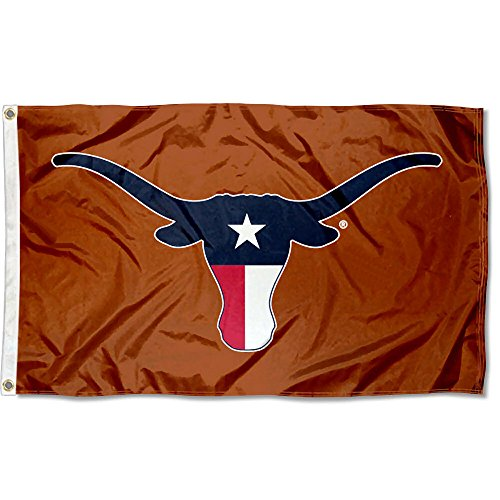 College Flags & Banners Co. Texas Longhorn Flag TX State Flag Colors