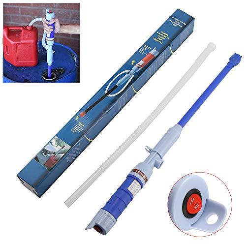ShangSky Siphon Pumpe Handpumpe Wasser Akku Wasserpumpe Elektrische Flüssigkeits Transferpumpe Für Öl Benzin Diesel Wasser