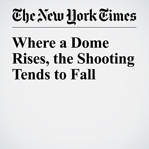 Where a Dome Rises, the Shooting Tends to Fall audiobook cover art