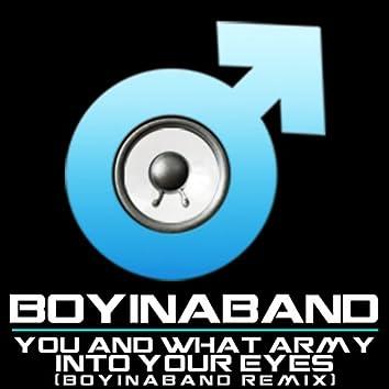Into Your Eyes (Boyinaband Remix)