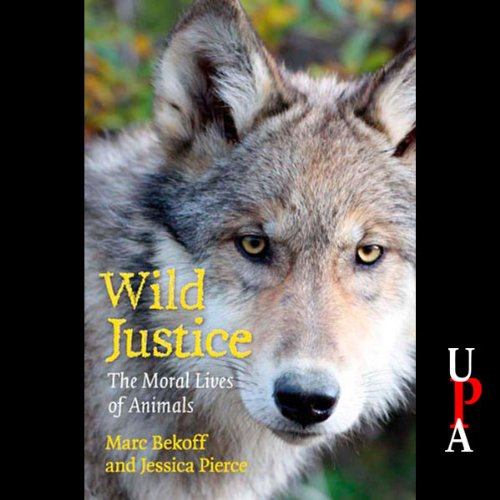 Wild Justice audiobook cover art