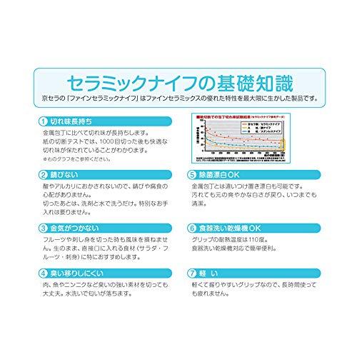 京セラ包丁ファインセラミック三徳包丁ピーラーまな板3点キッチンセットサクラブレードKyoceraGP-P300-IPKR