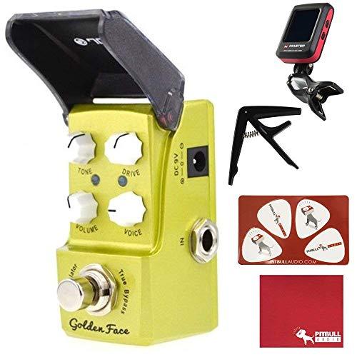 Joyo JF-308 Ironman Mini Golden Face Marshall Amp Sim Guitar
