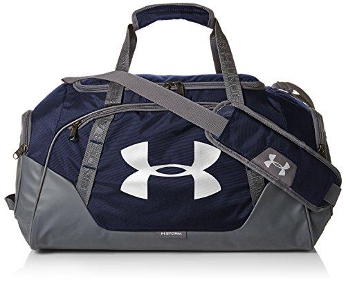 Under Armour Unisex 3.0innegable Duffel Bag, color azul marino, pequeña