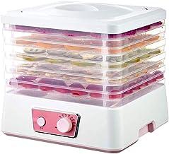 MissZZ Déshydrateur Alimentaire Déshydrateur Alimentaire, Machine à déshydrateur à Plateaux de qualité Alimentaire à 5 Pla...