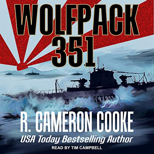 Wolfpack 351 Audiobook By R. Cameron Cooke cover art