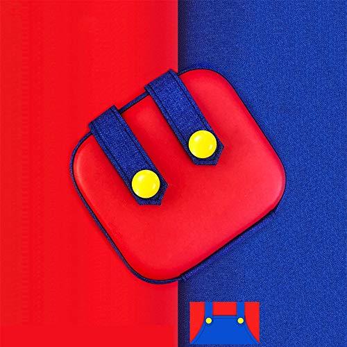 cubierta del interruptor Switch Ns Accesorios Joy-con Handle Case Consola Carrying Storage Bag for Ns Nx Joy-con Controller Protection Uno neto
