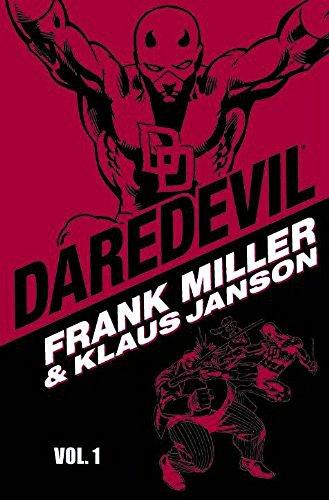 Daredevil - Volume 1 (Daredevil by Miller)
