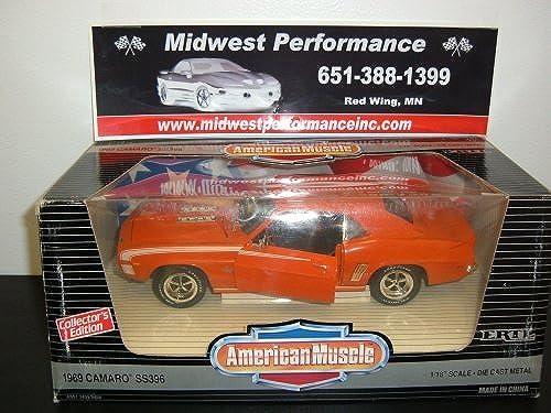 opciones a bajo precio 1969 1969 1969 Camaro Ss396 by American Muscle  precios al por mayor