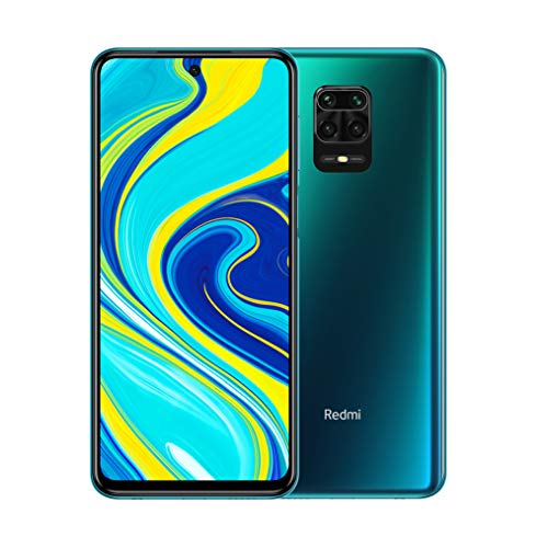 "Redmi Note 9S - 4GB 64GB Quad camera AI 48MP 6.67""FHD+ 5020mAh Tipo 18W ricarica rapida Aurora Blue"