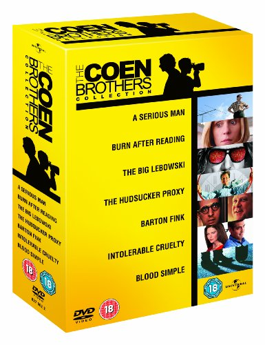 The Coen Brothers Collection - Blood Simple / The Hudsucker Proxy / The Big Lebowski / Barton Fink /