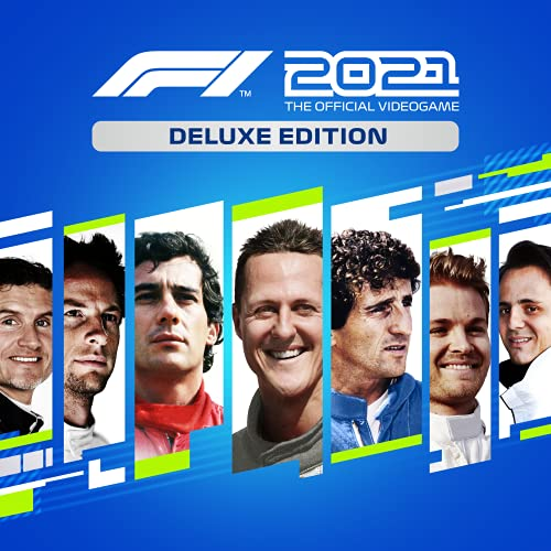 F1 2021: Deluxe | Téléchargement PC - Code Steam