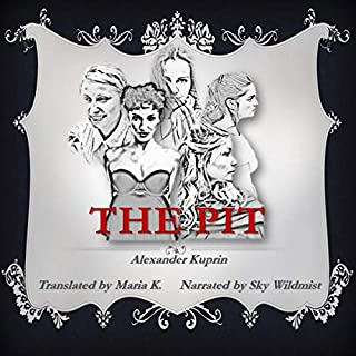 The Pit cover art