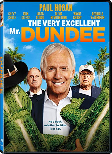 The Very Excellent Mr. Dundee (DVD)