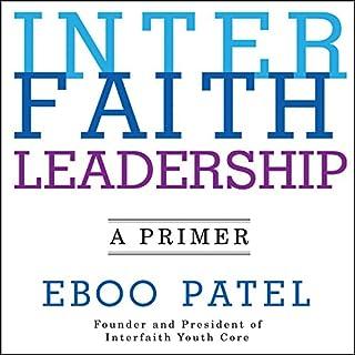 Interfaith Leadership audiobook cover art