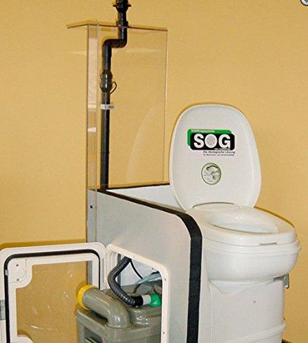 SOG 0023D 1 Typ B WC-Entlüftung Dach...