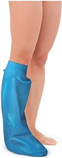 Bloccs Waterproof Cover for Plaster Cast Leg, Swim, Shower & Bathe. Watertight Protector, Adult
