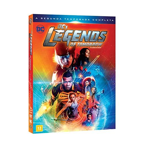 Dcs Legends Of Tomorrow 2A Temporada [DVD]
