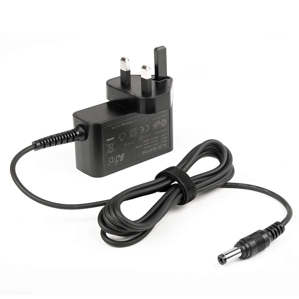 Replacement Charger for Bosch Athlet Vacuum Cleaner 30V Lead Adaptor UK Plug