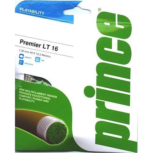 Prince Tennisschlägersaite Premier LT 1.30mm Multifil 12,2m Set