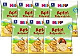 HiPP Apfel Reiswaffeln Bio, ab dem 8. Monat, 7er Pack (7 x 35 g) -