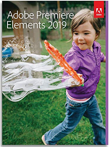 Adobe Premiere Elements 2019 | Standard | PC/Mac | Disc