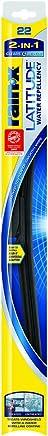 Rain-X 5079279-2 Latitude 2-in-1 Water Repellency Wiper Blade - 22-inches