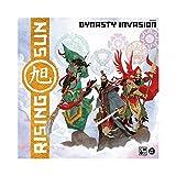 Asmodee- Rising Sun Dynasty Invasion - Expansión de Juego de Mesa con Hermosas miniaturas, Color 10302