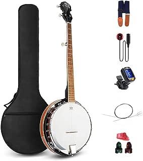 Best jameson guitars 5 string banjo Reviews