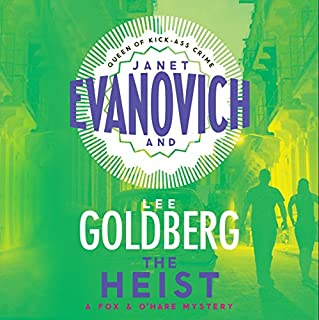The Heist                   By:                                                                                                                                 Janet Evanovich,                                                                                        Lee Goldberg                               Narrated by:                                                                                                                                 Scott Brick                      Length: 8 hrs and 26 mins     43 ratings     Overall 4.2