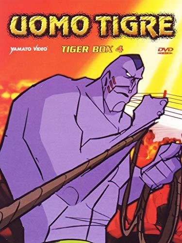 Uomo Tigre(tiger box)Stagione01Episodi46-60 [Italia] [DVD]