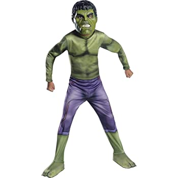 Avengers - Disfraz de Hulk Ragnarok para niños, Infantil 5-6 años ...
