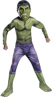 Mejor Disfraz Hulk Musculoso