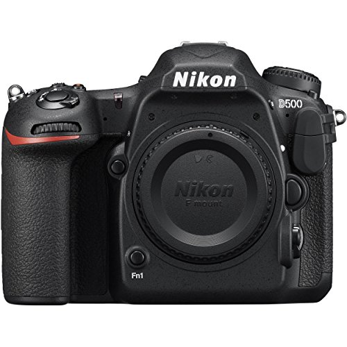 Nikon D500 DX-Format Digital SLR (Body Only) (International Model)