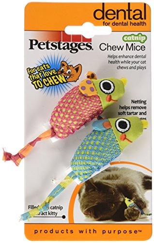 Petstages『デンタル・チューマウス(2コセット)』