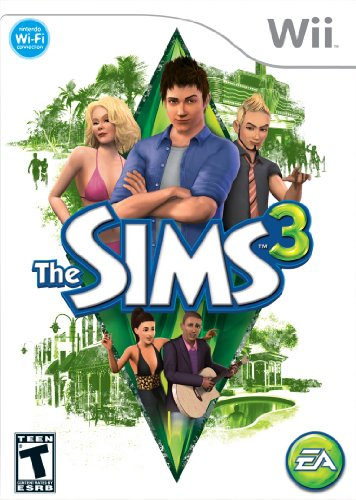 The Sims 3 (Nintendo Wii) by Electronic Arts