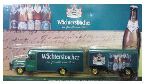 Wächtersbacher Nr.13 - Die fürstlichen Biere - Faun L7 - Hängerzug Oldie