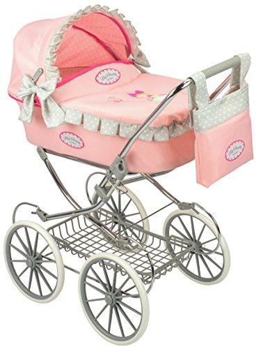 Little Princess- Coche de muñecas clásico,...