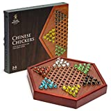 Best Chinese Checkers Game Sets - Yellow Mountain Imports Chinese Checkers Game Set Review